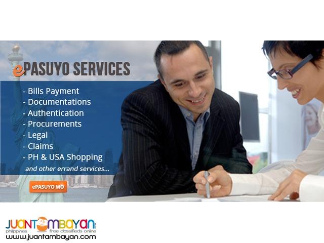 ePasuyo Services