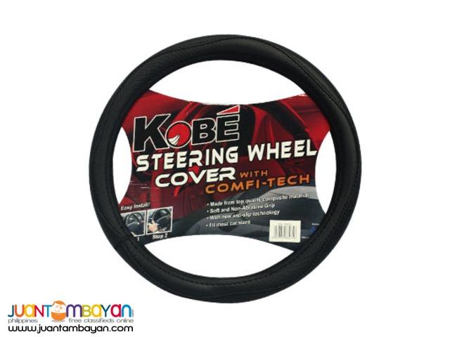Kobe Steering Wheel Cover