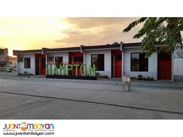 Rent To Own Urban Deca Homes Hampton, Imus Cavite