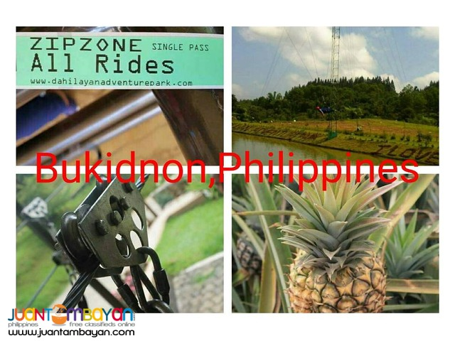 Bukidnon Camiguin CDO Iligan travel and tour packages