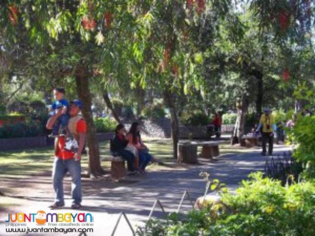 Cool Summer Getaway, Baguio tour package