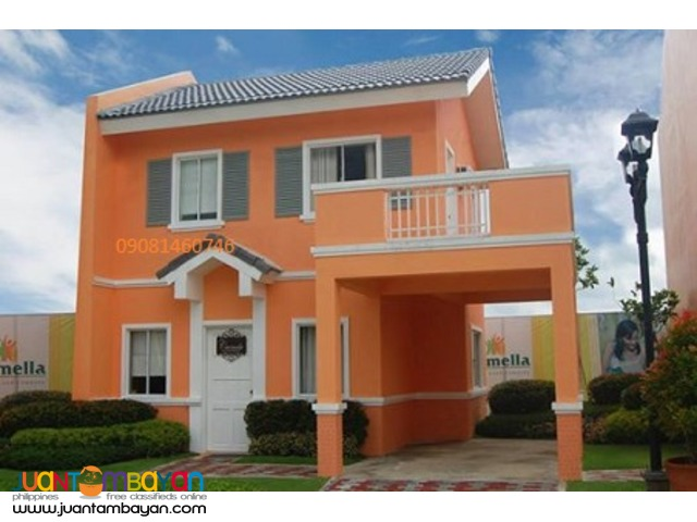 House and lot in Camella San Jose del Monte Bulacan