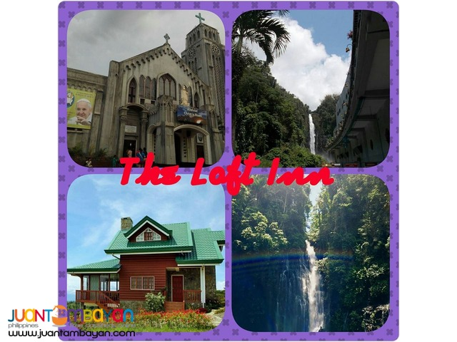 4D3N CDO Camiguin Iligan Bukidnon travel and tour packages