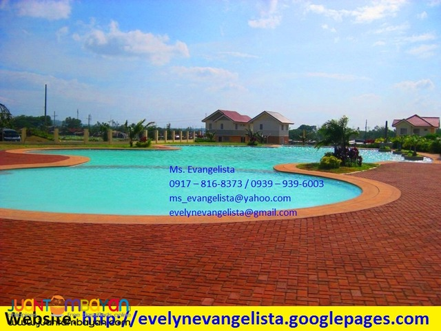 Res. Lot in Ponte Verde Phase 3 Sto. Tomas Batangas