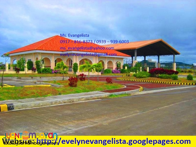 Res. Lot in Ponte Verde Phase 4 Sto. Tomas Batangas