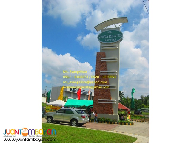 Lot for sale in Sugarland Estates Trece Martires, Cavite