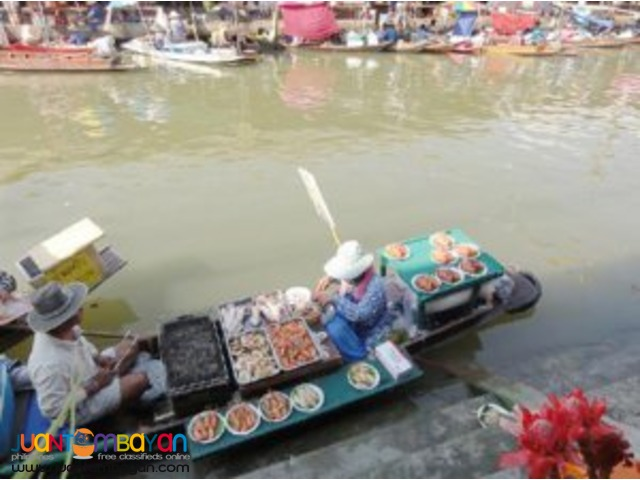 Bustling Bangkok Tour Package, A Discovery