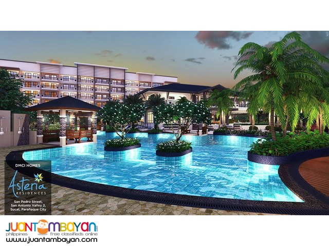 Asteria Residences- condo for sale in Sucat Paranaque