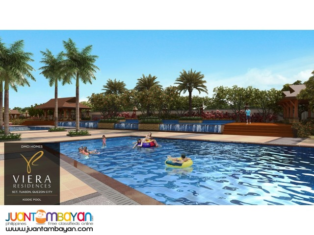 Viera Residences-condo for sale near Timog