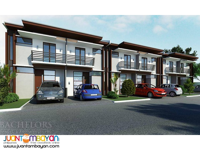 Lahug Townhouses For sale San Miguel Residences