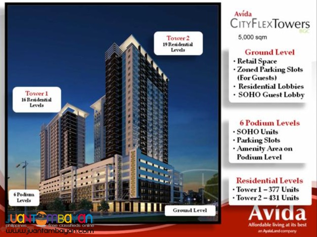 AVIDA CITYFLEX For Sale
