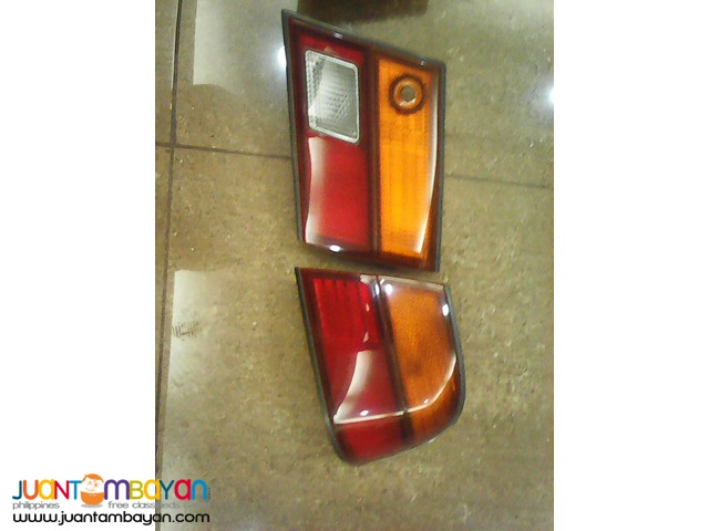 sentra tail light
