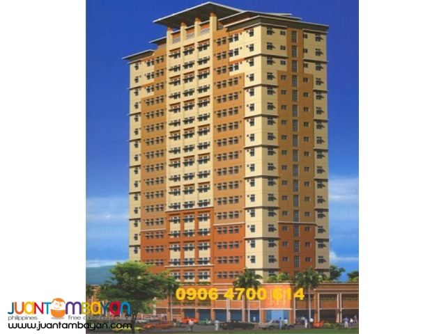 Condo with Parking RFO San Juan near Greenhills Ortigas Mla