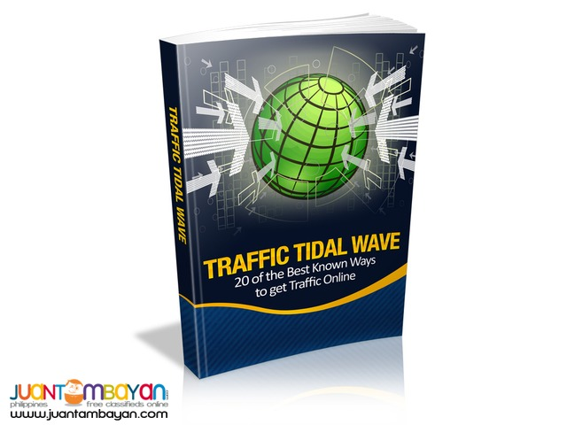 How to Generate More Leads for your Business: Traffic Tidal Wave