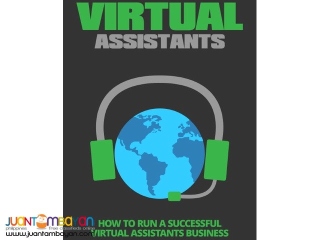 How To Run A Successful Virtual Assistants Business