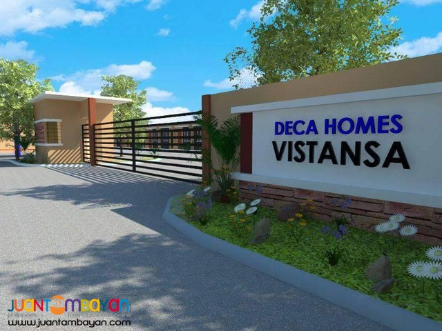 Deca Homes Vistanza (House and Lot) - Naga City Cam Sur