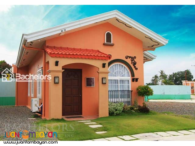 1-Storey Single Attached House for sale as low as P15,405 mo amort