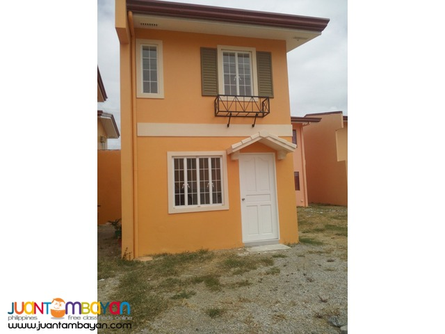 Flexi Homes Camella Nueva Ecija Cabanatuan City Rina