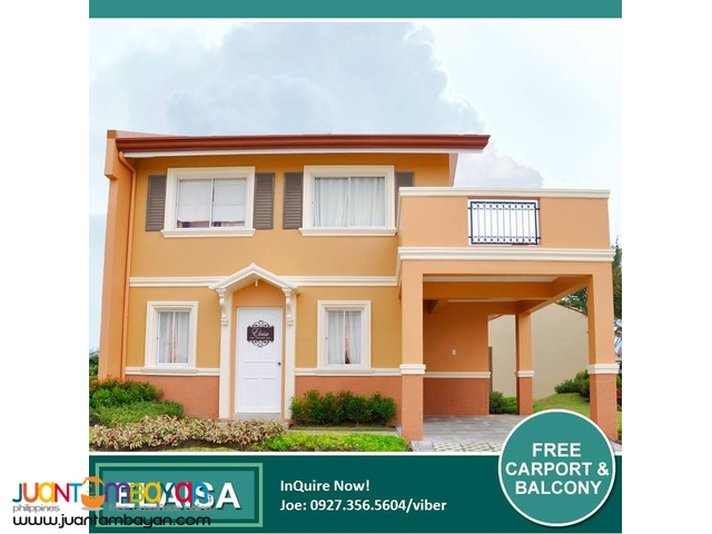 Flexi Homes Camella Nueva Ecija Cabanatuan City Elaisa