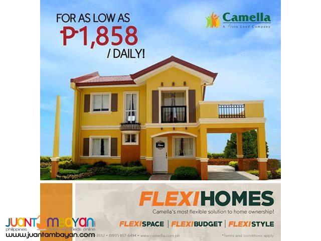 Flexi Homes Camella Nueva Ecija Cabanatuan City Fatima