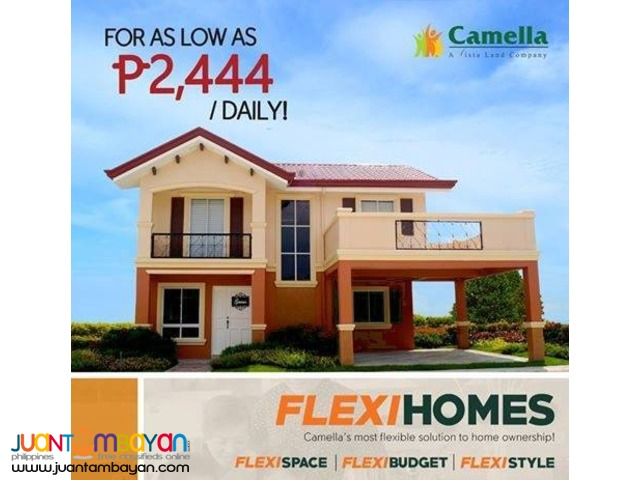 Flexi Homes Camella Nueva Ecija Cabanatuan City Gavina