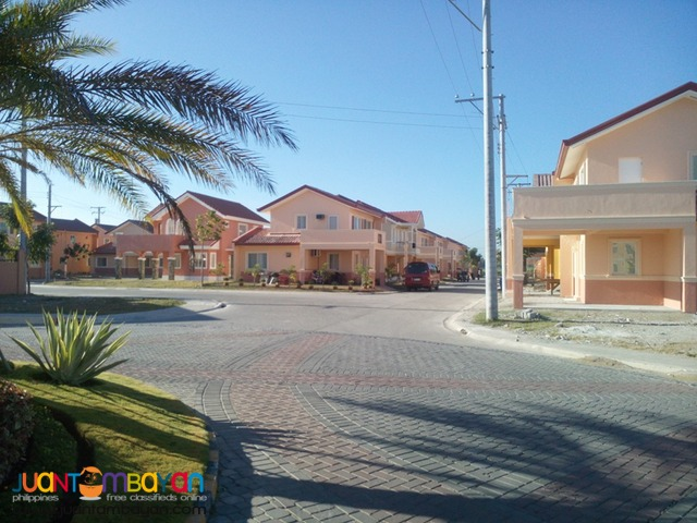 Flexi Homes Camella Nueva Ecija Cabanatuan City Gavina