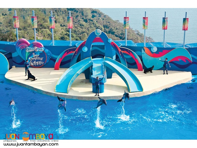 Hong Kong With Overnight Shenzhen With Free Ocean Park Tour