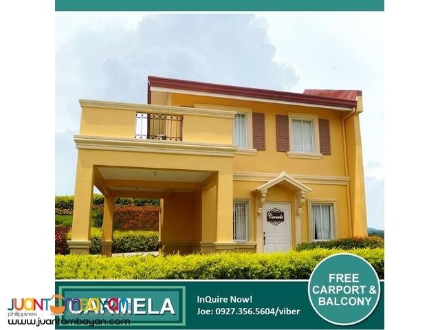 Camella Cabanatuan,Mabini Extension, Cabanatuan City Carmela