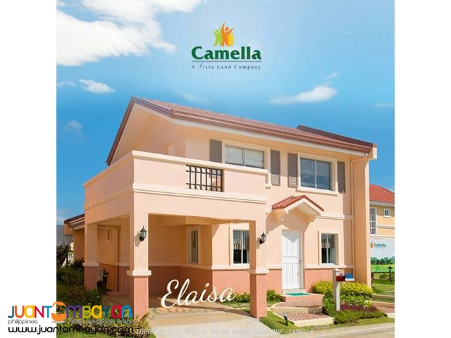 Camella Cabanatuan, Mabini Extension, Cabanatuan City, Elaisa