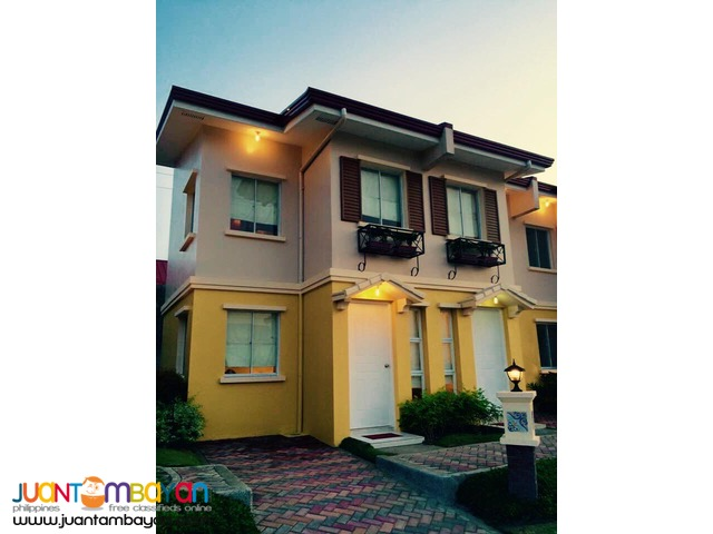 Townhouse for Sale in cabanatuan city Near SM Laila-TH