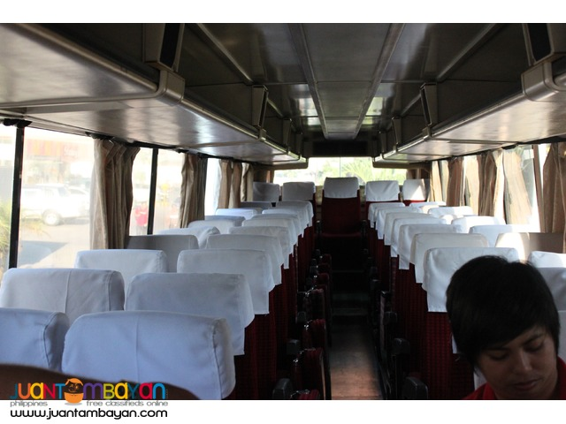 Tanacle Tours and Services (Philippine Bus and Van Rentals)