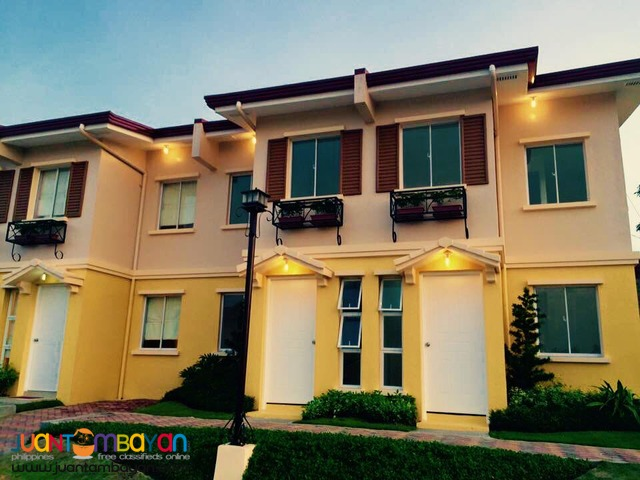 Affordable Townhouse for Sale in cabanatuan city Near Sm Laila-TH
