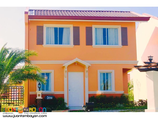 Affordable House and Lot Camella Cabanatuan City Drina