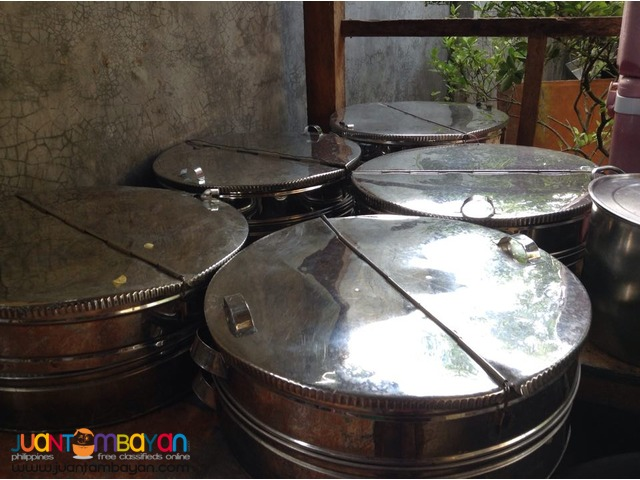 5 MOTORS w/Sidecars w/cooking tools FOR SALE BUSINESS PACKAGE