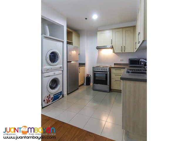 1-bedroom condo apartment for rent in One Rockwell - Makati