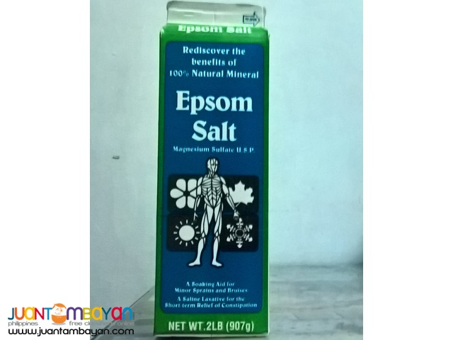 Epsom Salt (Regalo World Gift Shop)