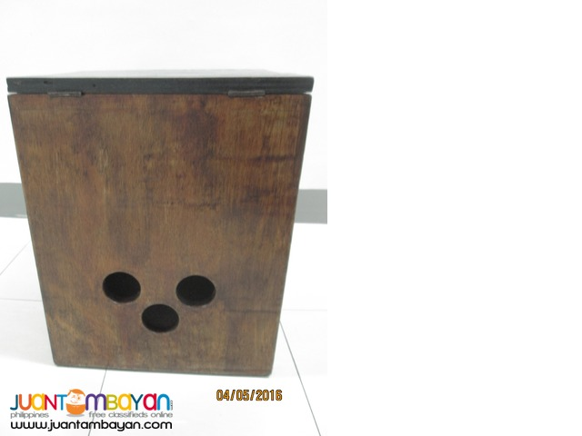 Cajon (foldable beatbox)
