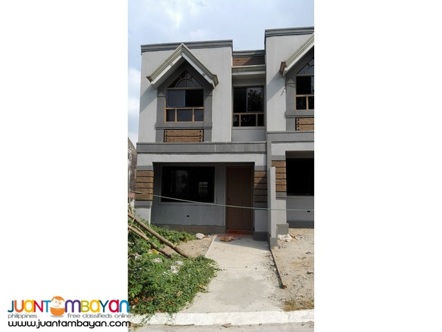 Kuzer Model House and lot in Caloocan
