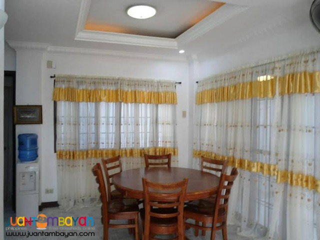 4 Bedroom Furnished House For Rent in Pit-os Cebu City
