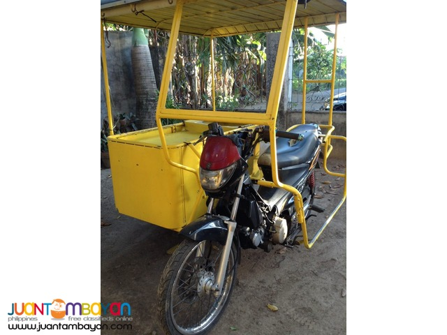 for sale suzuki raider tricycle w/ sidecar