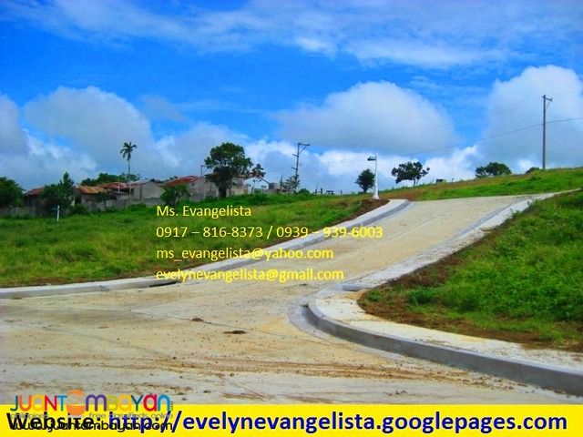 Lot for sale in Villa Chiara Res. Estates