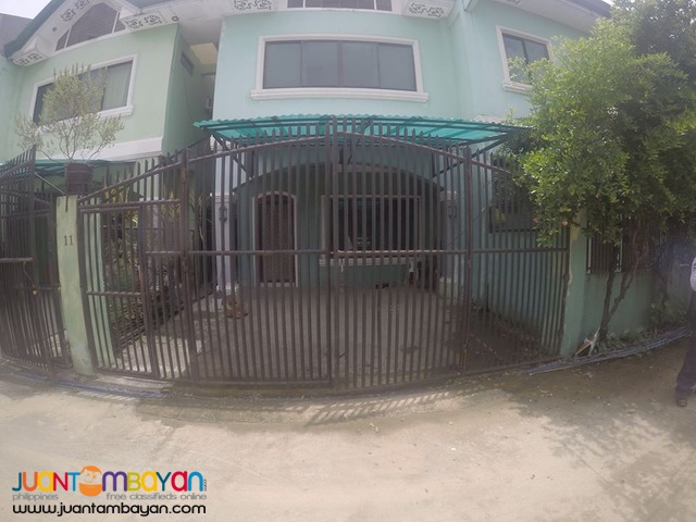 20k 4 Bedroom Unfurnished House For Rent in Talamban Cebu City