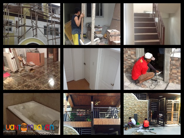 Affordable House Contractor Interior Designer Renovation