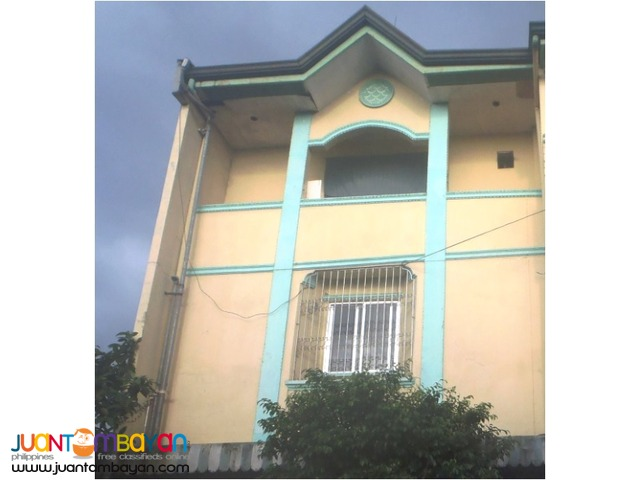 House and Lot for Sale Pilar Village Las Pinas City with income