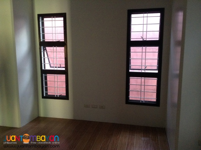 Spacious Brand New Single House in Banlat Tandang Sora