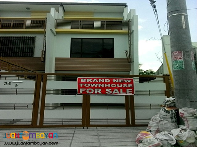 Townhouse For Sale in Galler heights, Quezon City