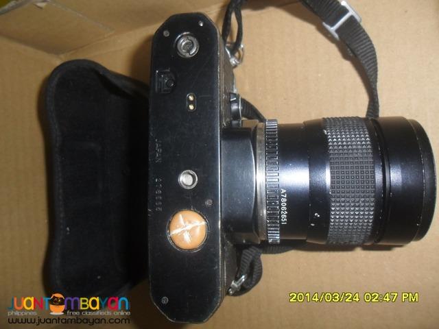 Yashica FX-D Quartz [1979 - 1982]