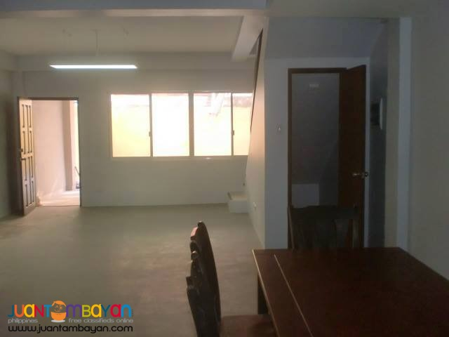 For Rent Unfurnished House in Mabolo Cebu City - 3 Bedrooms