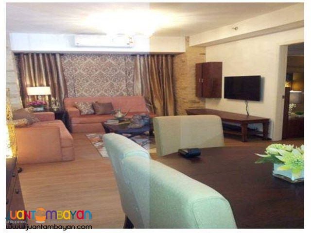 Furnished 3 Bedroom Condo Unit For Rent in Lahug Cebu City