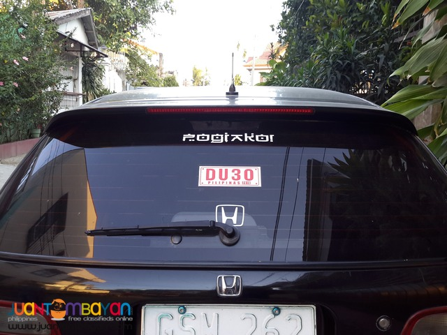 Honda civic EG5 vtec